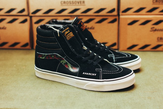 Custom+Vans+by+Mr.+SBTG+%22Anarchy+&+Chaos%22+Sk8+Hi+and+Old+Skool+for+Cover+by+Crossover-1