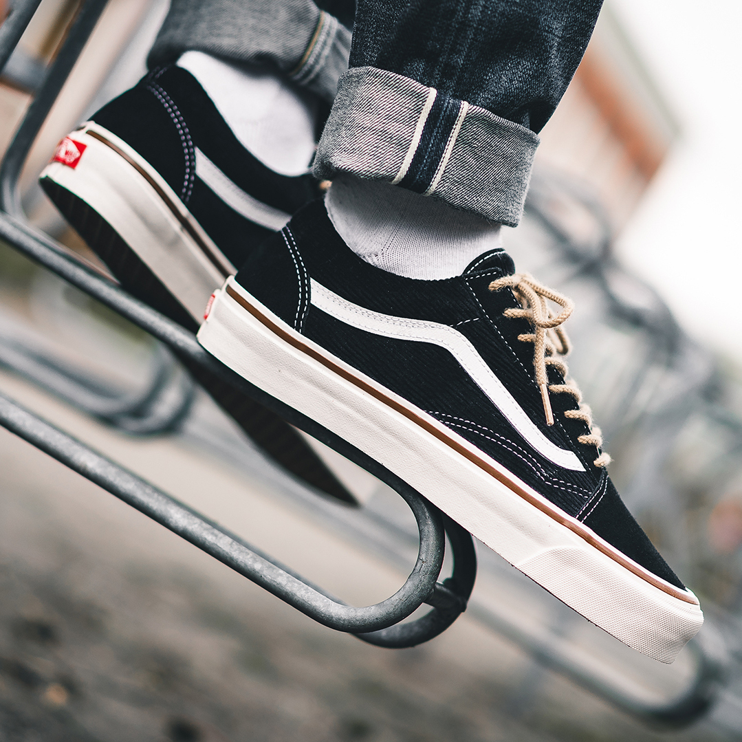 上脚照 | Vans Old Skool 36 DX 2018 秋季鞋款